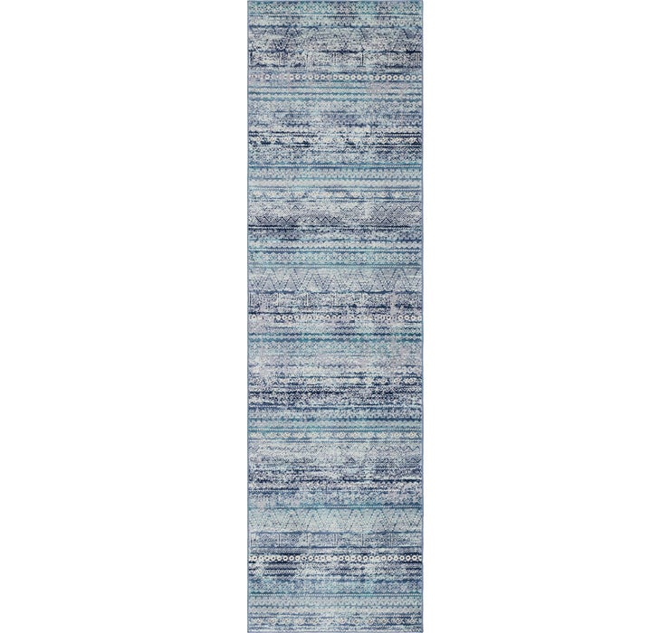 2' 7 x 10' Malibu Runner Rug