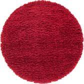 4' x 4' Cozy Round Rug thumbnail