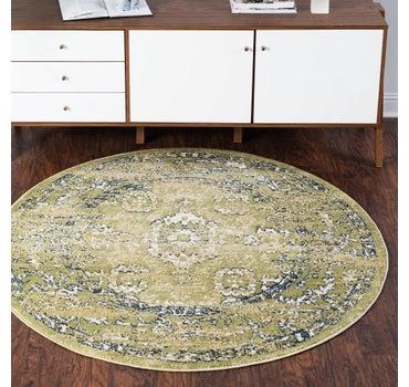 5' x 5' Charleston Round Rug main image