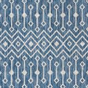 8' x 8' Outdoor Trellis Square Rug