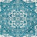 Link to Turquoise of this rug: SKU#3150252