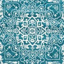 Link to Turquoise of this rug: SKU#3150567