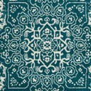 Link to Turquoise of this rug: SKU#3150544