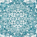 Link to Turquoise of this rug: SKU#3150500