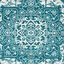 Link to Turquoise of this rug: SKU#3150262