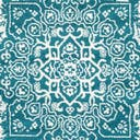 Link to Turquoise of this rug: SKU#3150267