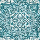 Link to Turquoise of this rug: SKU#3150461