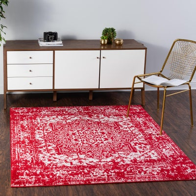 3 FT Square Rugs