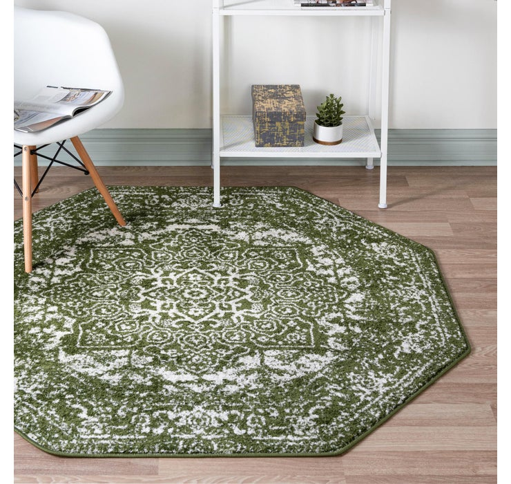Image of 152cm x 152cm Arlington Octagon Rug