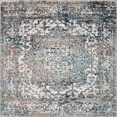 5' x 5' Arlington Square Rug thumbnail