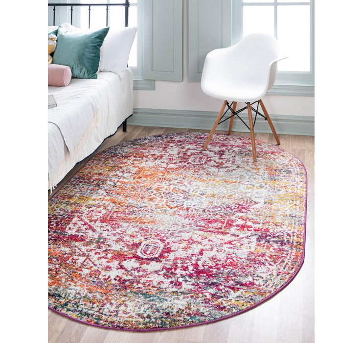 Image of  3' 3 x 5' 3 Arlington Oval Rug