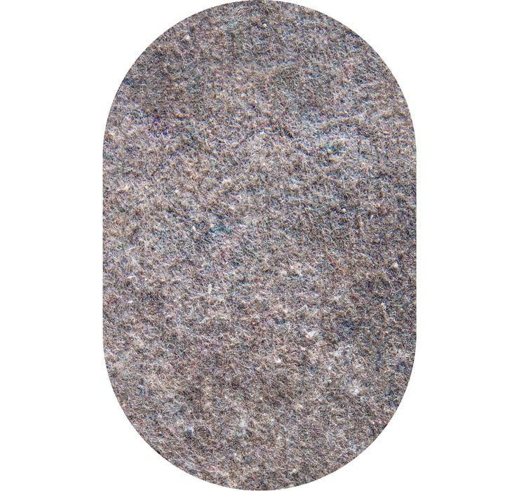 90cm x 152cm Uni-Luxe Oval Rug