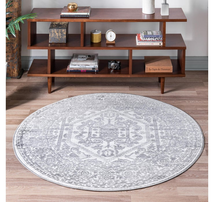 152cm x 152cm Boston Round Rug