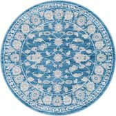 5' x 5' Boston Round Rug thumbnail