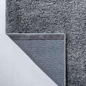 152cm x 152cm Soft Solid Shag Square Rug thumbnail