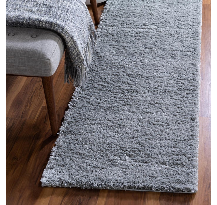 60cm x 200cm Soft Solid Shag Runner ...