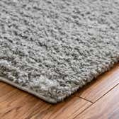 2' 7 x 10' Soft Solid Shag Runner Rug thumbnail