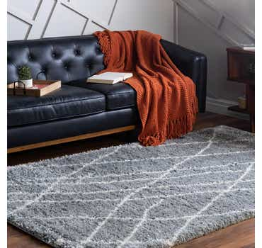 Image of  3' 3 x 5' 3 Soft Touch Shag Rug