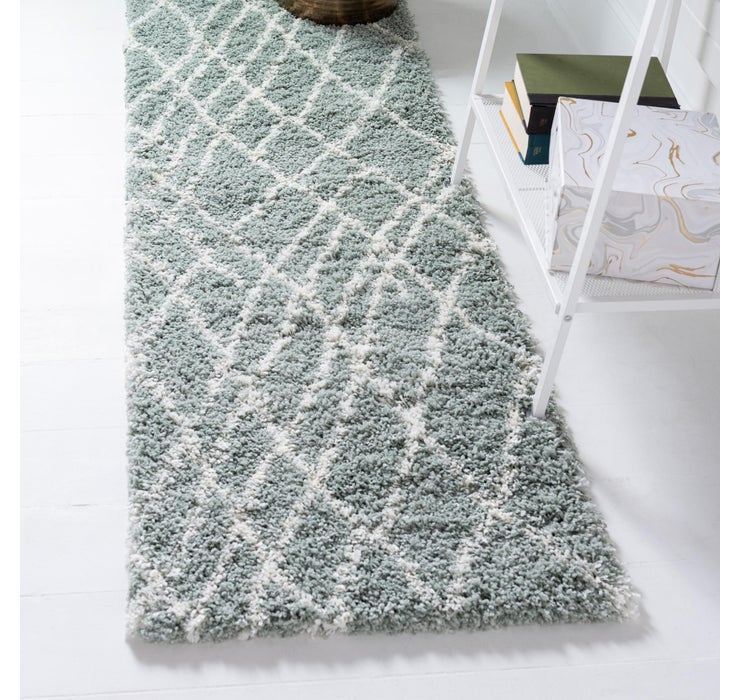 80cm x 305cm Soft Touch Shag Runner ...