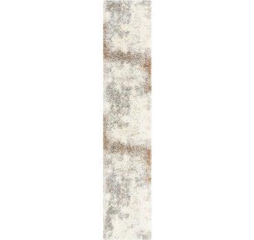 2' 7 x 13' Soft Touch Shag Runner Rug main image