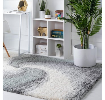 2' x 3' Soft Touch Shag Rug main image