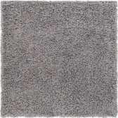 3' 3 x 3' 3 Solid Shag Square Rug thumbnail