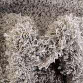 8' x 8' Solid Shag Octagon Rug thumbnail