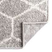6' x 6' Trellis Frieze Square Rug thumbnail