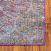 5' x 8' Trellis Frieze Rug thumbnail