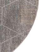 3' x 5' Trellis Frieze Oval Rug thumbnail