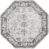 4' x 4' Monte Carlo Octagon Rug thumbnail