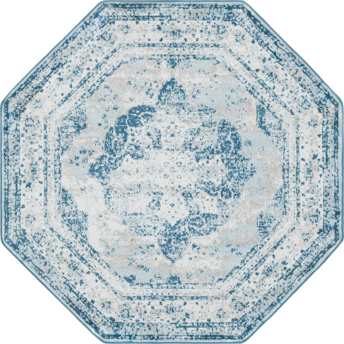 6' x 6' Monaco Octagon Rug main image