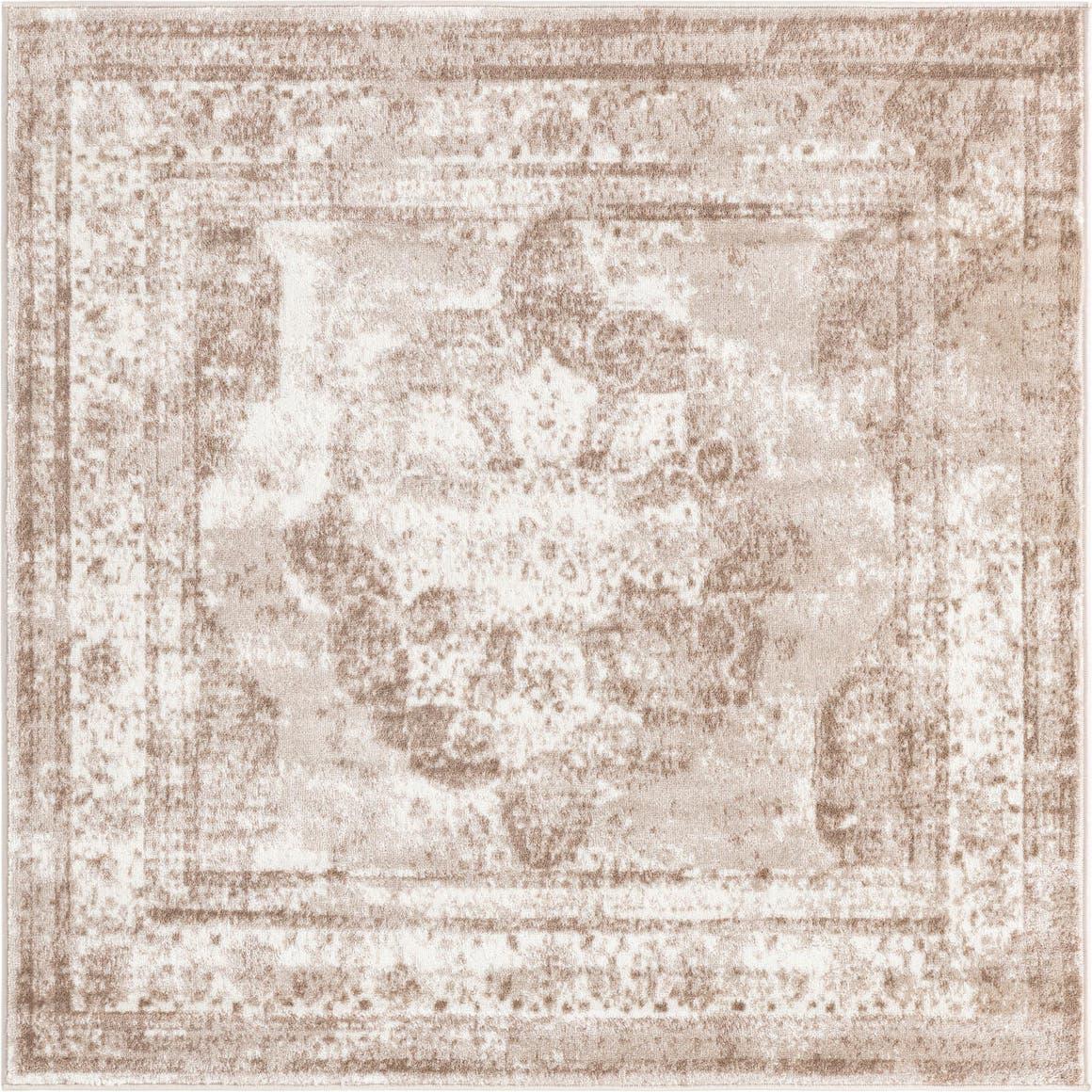 5' x 5' Monaco Square Rug main image