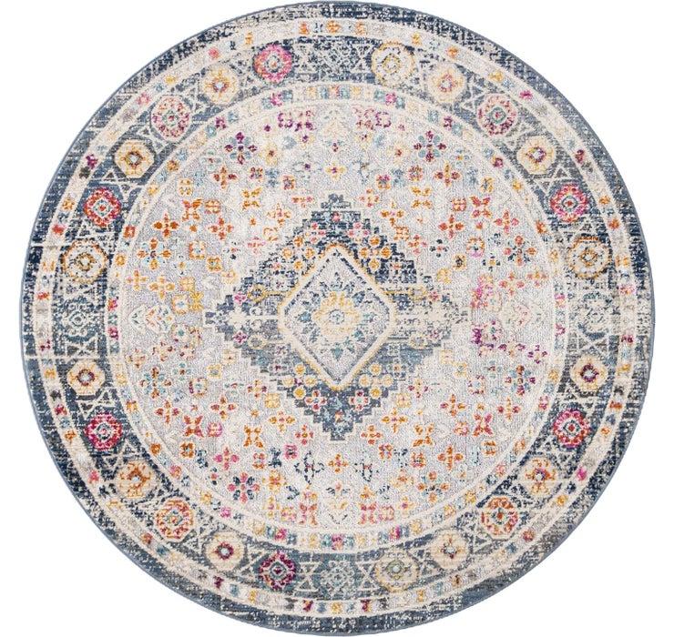 110cm x 110cm Budapest Round Rug