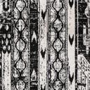 Link to Black and White of this rug: SKU#3147121