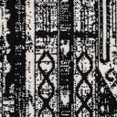 Link to Black and White of this rug: SKU#3147165