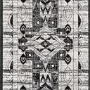 Link to Black and White of this rug: SKU#3147167