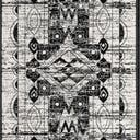 Link to Black and White of this rug: SKU#3147168