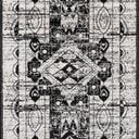 Link to Black and White of this rug: SKU#3147208