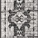 Link to Black and White of this rug: SKU#3147212