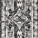Link to Black and White of this rug: SKU#3147176