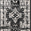 Link to Black and White of this rug: SKU#3147197