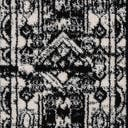 Link to Black and White of this rug: SKU#3147203