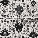 Link to Black and White of this rug: SKU#3147227