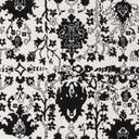 Link to Black and White of this rug: SKU#3147250