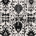 Link to Black and White of this rug: SKU#3147254