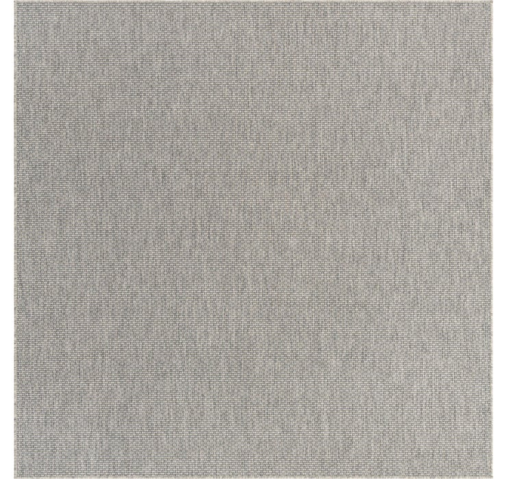 245cm x 245cm Outdoor Solid Square Rug