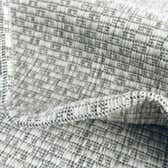 8' x 10' Outdoor Solid Oval Rug thumbnail