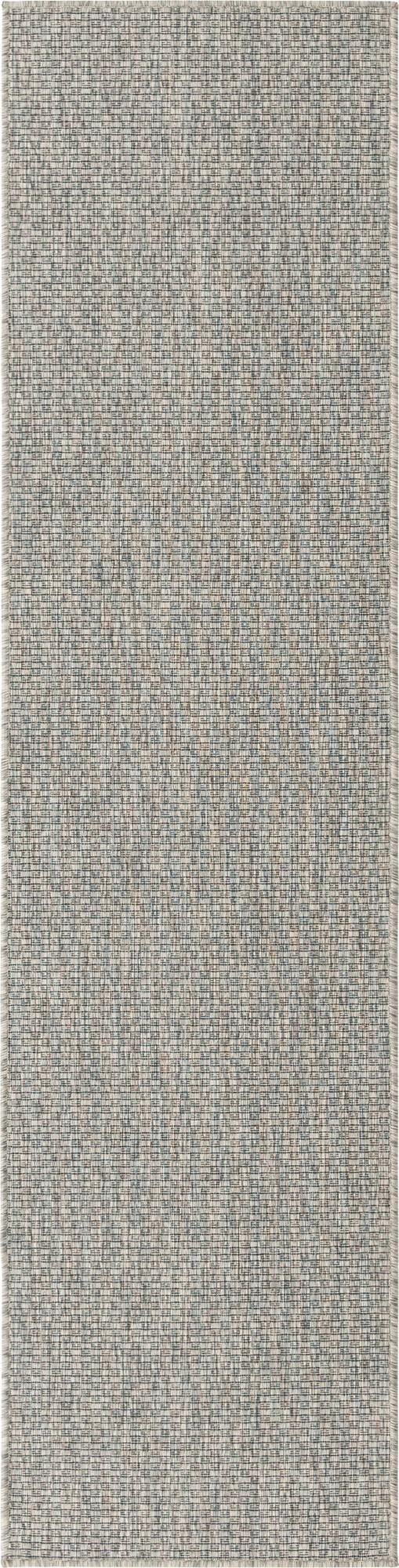2' x 8' Outdoor Solid Runner Rug main image