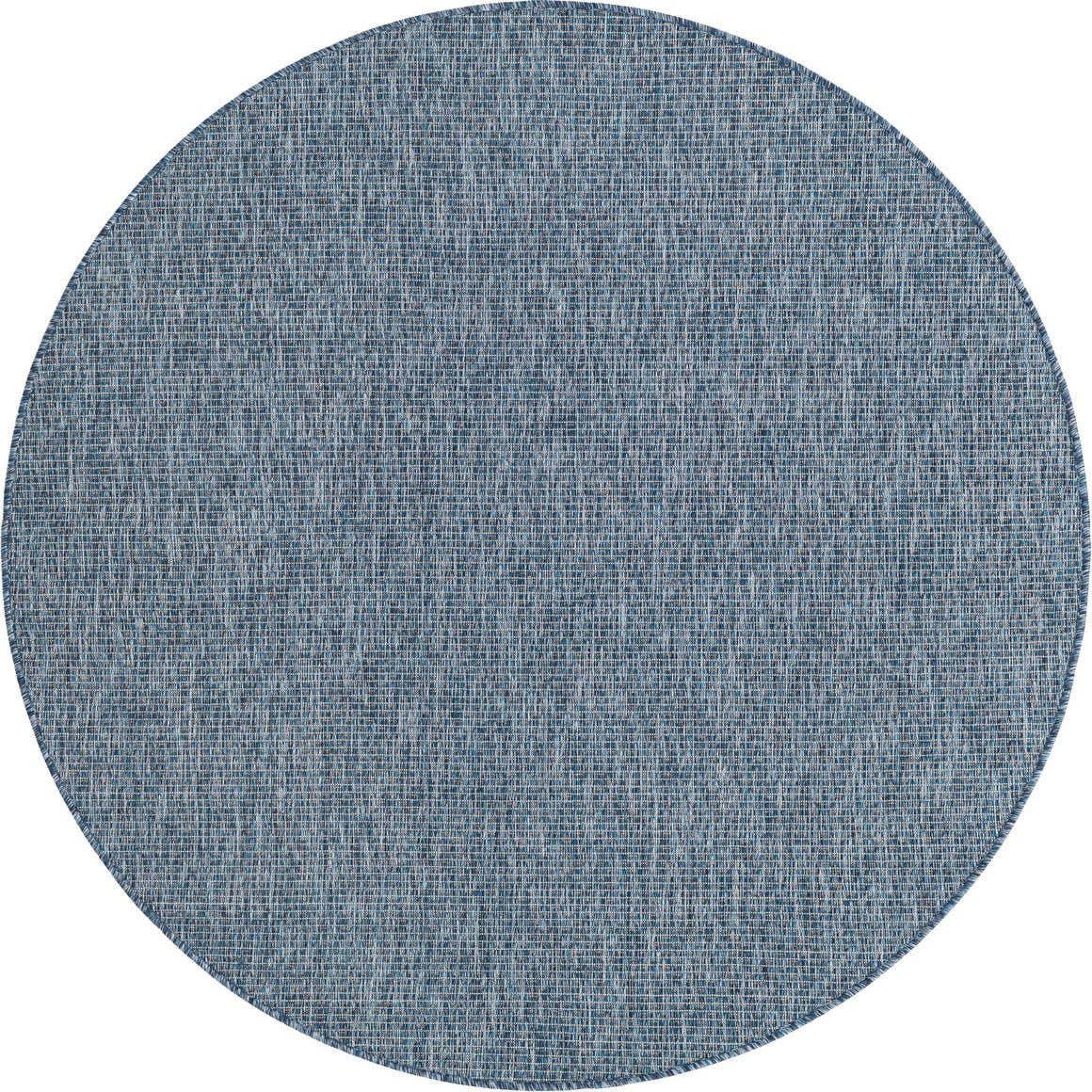 5' x 5' Outdoor Basic Round Rug main image